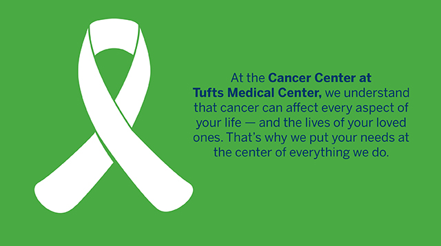 Support the Tufts Cancer Center